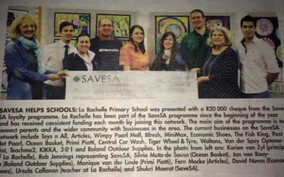 La Rochelle Primary in the News