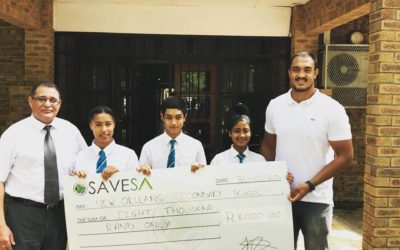 SaveSA Fundraising takes off at NOSS